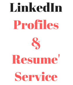 resume examples linkedin profile and resume writing service